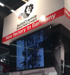 Our partner Autoсhemie Bitterfeld GmbH participates in Automechanika