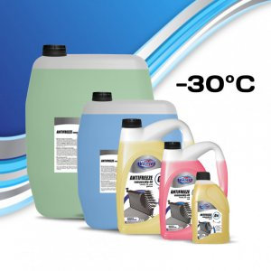 ​DOUBLE PROTECTION AGAINST THE FORGES OF THE NEW VAMP ANTIFREEZE