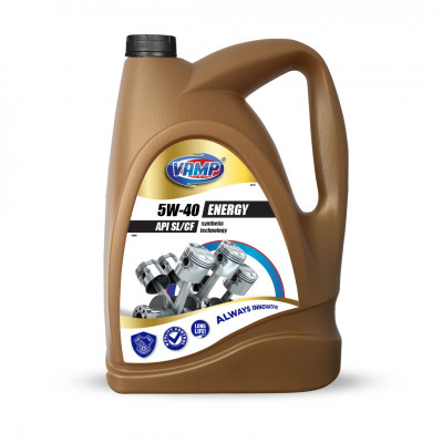 Motor oil VAMP 5W-40 ENERGY