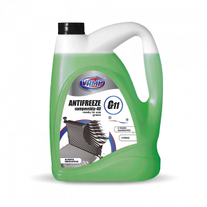 VAMP antifreeze CT11 green -30°С
