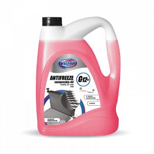 VAMP antifreeze CT12+ red -30°С